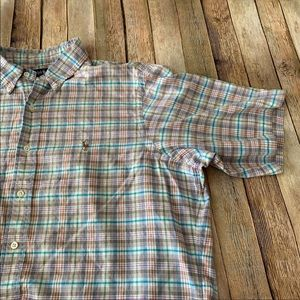 Polo Ralph Lauren Short sleeved casual button down